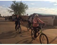 Mamelodi Bicycle Tour