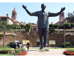 Pretoria City and Cultural village tour